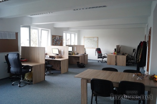 Zrekonstruované kanceláře Frýdlant nad Ostravicí