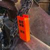 Dálkové ovládání navijáku lesního traktoru - foto 2
