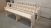 Dřevěná lavice - foto 2