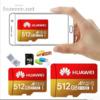 Paměťová karta micro SDXC 512 GB + SD +USB adaptér - foto 2