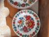 Polička k keramickými ručně malovanými talíři - foto 2