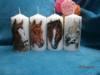 Ručně malované svíčky - foto 2