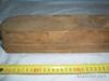 Velký masivní hoblík-značkový na dřevě i na železe - foto 2