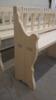 Dřevěná lavice - foto 3