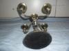 Nádherný svícen s pěti žlábky na svíčky - foto 3