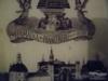 Starodávný modlitební skleněný obrázek-ikona - foto 3