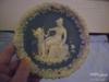 Starý pěkný nástěnný obrázek - krásně zdoben - foto 3