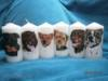Ručně malované svíčky - foto 4