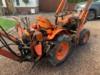 Traktor Kubota 71B0 .0 + kompletní čelní nakladač - foto 4