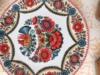 Polička k keramickými ručně malovanými talíři - foto 5